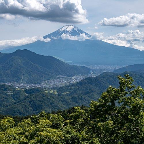 高川山登山レポート